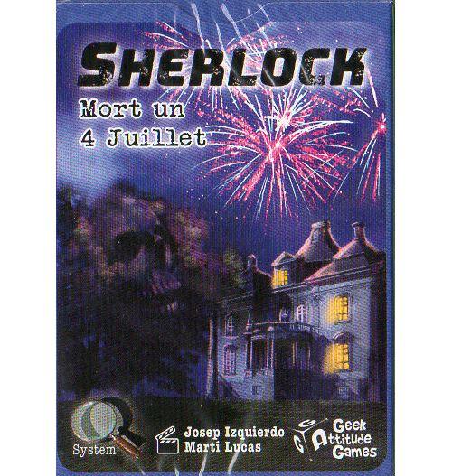 Sherlock - Mort un 4 Juillet
