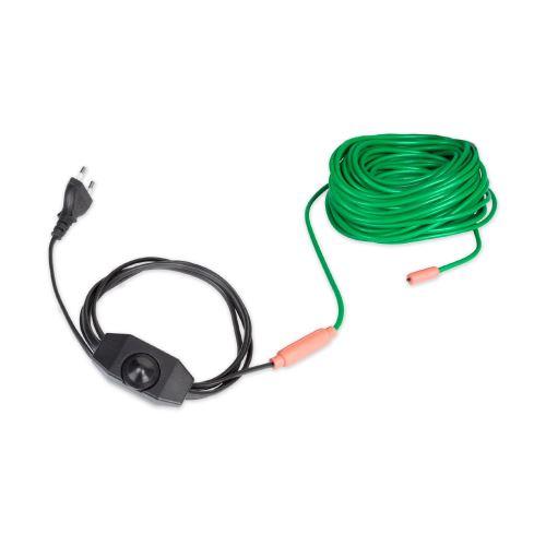 Waldbeck Greenwire Select 20 Câble chauffant 20m pour plantes - Thermostat IP68