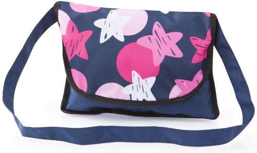 Couche Accessoires pour poup/ée Rose Bayer Design 69233AB Sac /à Langer pour Poupon avec Matelas /à Langer Gris Moderne Papillon