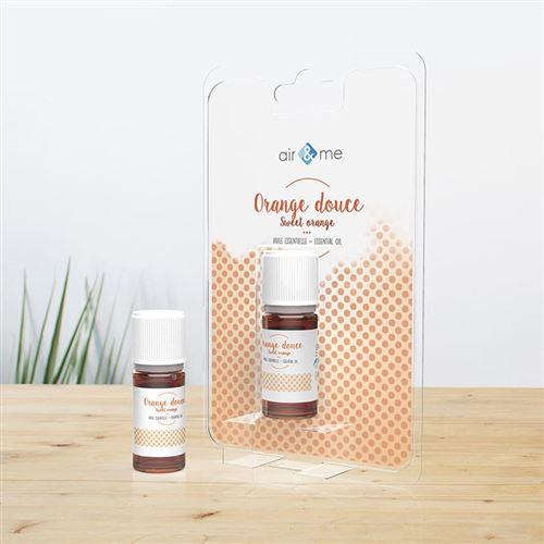 AIR NATUREL Flacon 10 ml Huile essentielle Orange Douce