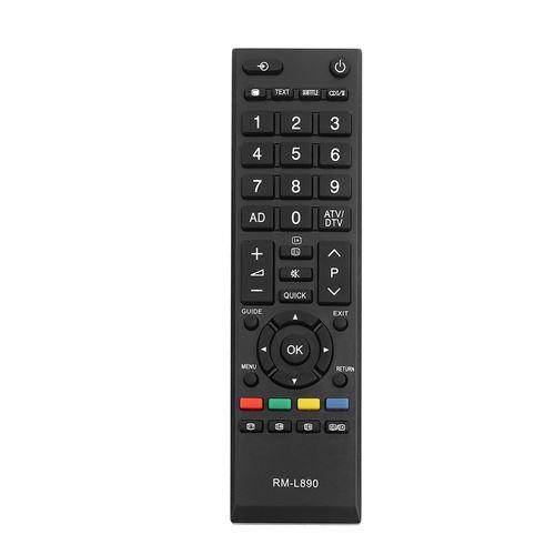 Télécommande Universelle pour Téléviseur LCD