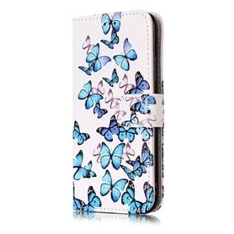 coque iphone 8 papillon