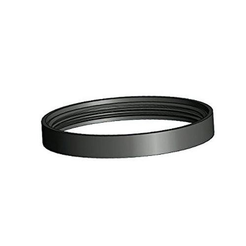 Joint en silicone ∅ 80 mm pour poêle haute température Noir