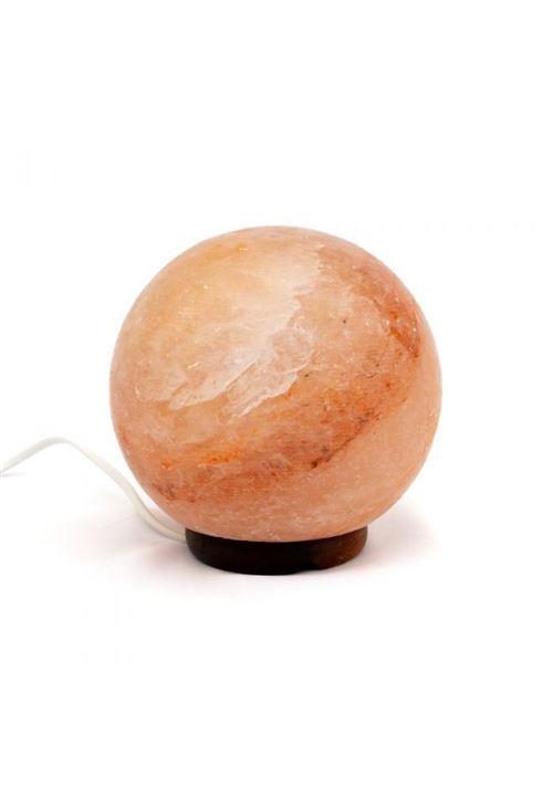lampe cristal de sel spherique 3-5 kg