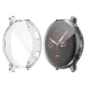 Coque de protection en TPU plating antichoc pour Samsung Galaxy Watch Active 2 40mm - Transparent