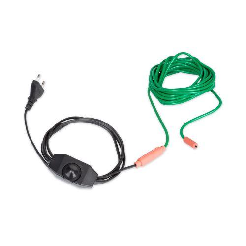 Waldbeck Greenwire Select 6 Câble chauffant 6m pour plantes - Thermostat IP68