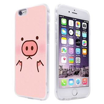 coque iphone 4 cochon