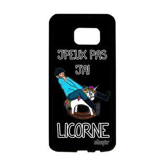 coque silicone samsung s7 edge licorne
