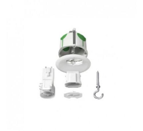 Boite de centre DCL Multifix Air - Avec couvercle non affleurant - Diam 67mm Prof 50mm