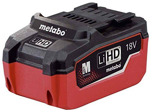Metabo 625342000 18 V 5.5 A LIHD Battery Pack - Green
