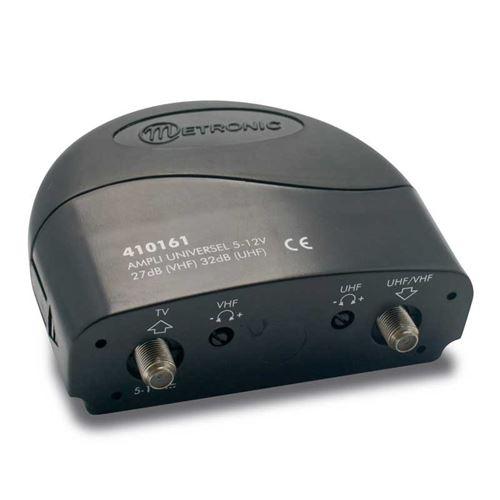 Metronic AMPLI UNIV 1E U/V 5/12V 410161
