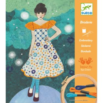 BRODERIE - FASHION MIDNIGHT