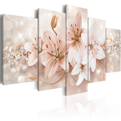 Tableau - Jewel of Innocence - Décoration, image, art | Fleurs | Lys |