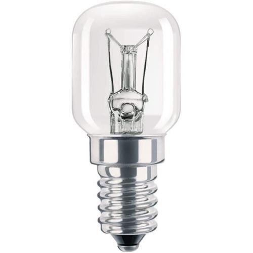 Ampoule à visser E14 15W 240V pour micro-ondes / réfrigérateur / machine à coudre / congélateurs [Classe énergétique E]