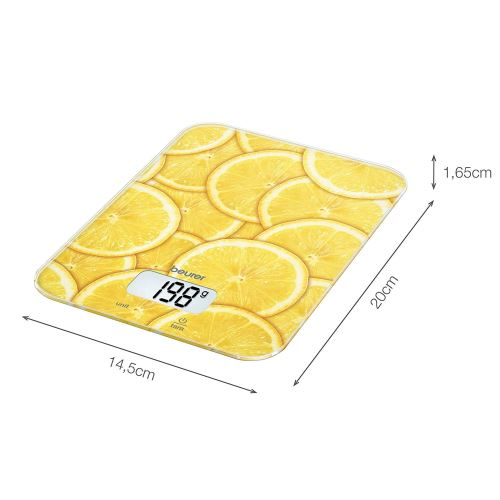 Beurer KS 19 Citron