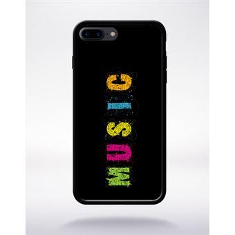 coque iphone 7 plus bord