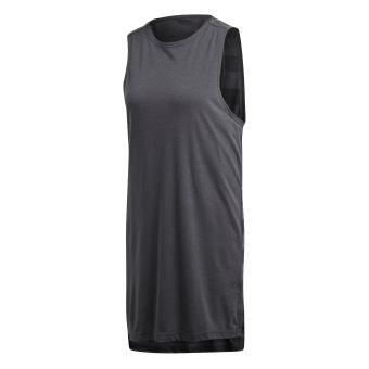 T-Shirt Femme Adidas Id Muscle - Hauts 31b7f09cb05