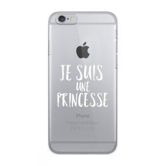 coque iphone 6 une princesse
