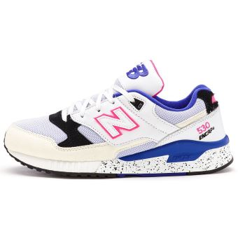 new balance bleu blanc rose