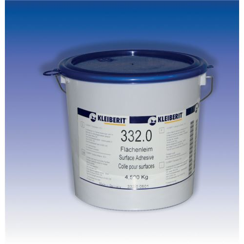 Colle vinylique de montage 332.0 KLEIBERIT - seau 4.5 kg - 332.0.0506