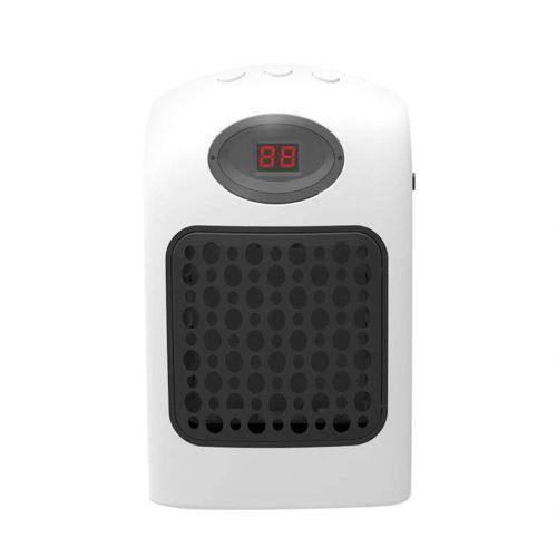 Chauffage Air chaud machine électrique maniable chaud Ventilateur Mini Bureau Salle Souffleur électrique @Uiao157