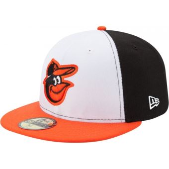 Casquette MLB Baltimore Orioles New Era authentic performance 59fifty taille  casquette - 7 1 8 (56.8cm) - Supporter de baseball - Achat   prix   fnac 5087fefb3c34