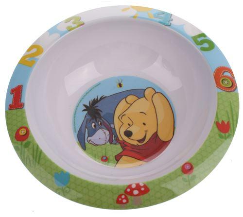 Disney Winnie l'Ourson et bol Bourriquet 16,5 cm