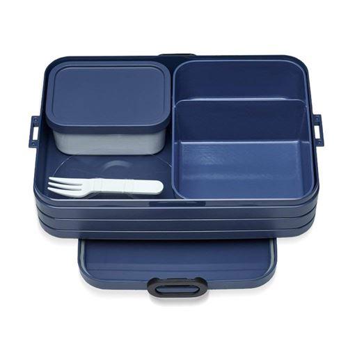 MEPAL – Bento Lunch Box Take a Break Large Nordic Denim