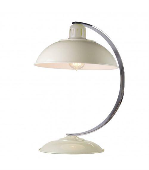Lampe Franklin, crème