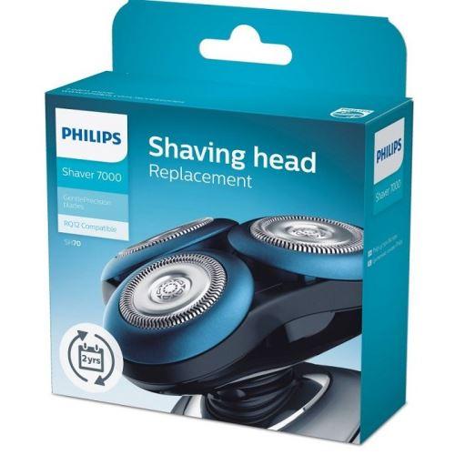 Tete rasage sh70/70 pour rasoir electrique philips - f713495