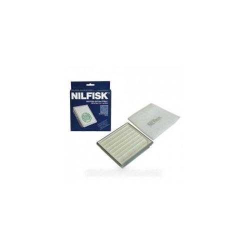 Filtre hepa complet h13 gm410/420/430 pour aspirateur nilfisk advance - 698554