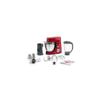 Moulinex Masterchef Gourmet QA502GB1 - keukenmachine - 900 W - rood