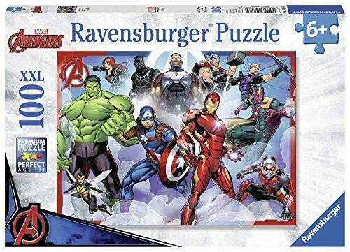 Ravensburger Marvel Avengers XXL Casse-tête 100 pièces