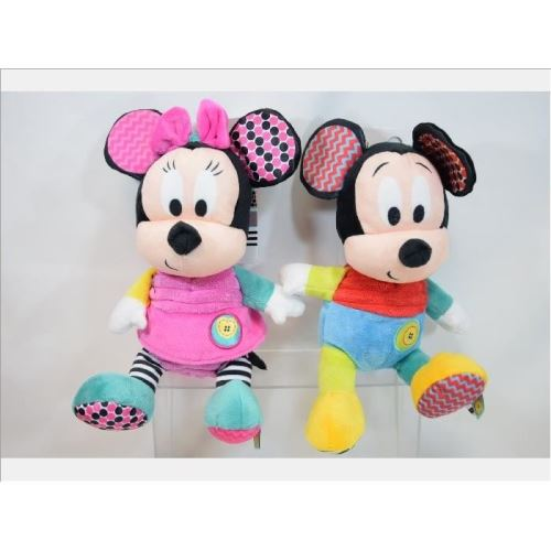 Simba - Peluche Mickey Découverte - 25 cm