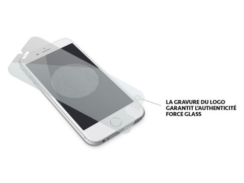 coque iphone 8 pour force glass