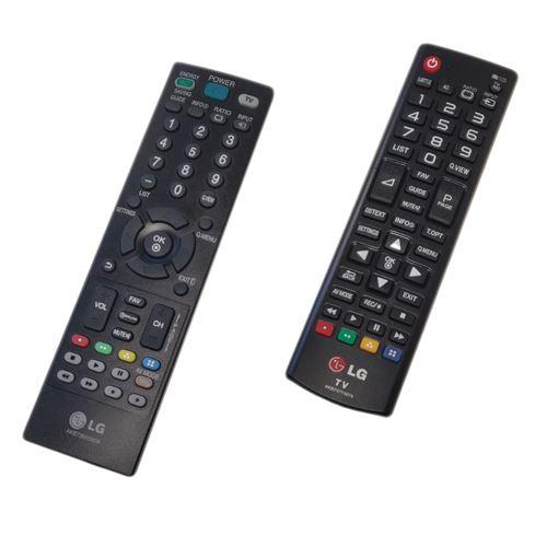Télécommande (123551-40657) Télévision AKB73715603 AKB74475403 LG - 123551 5053344930002