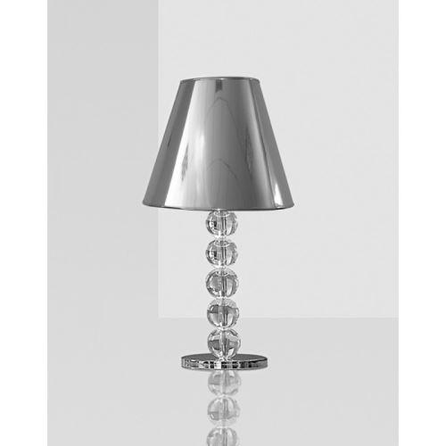 Lampe 60 cm grise ADELE
