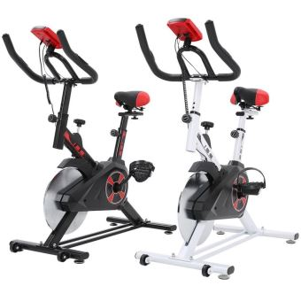 ise vlo dappartement biking spinning intrieur 7002 noir vlos de cardio training achat prix fnac