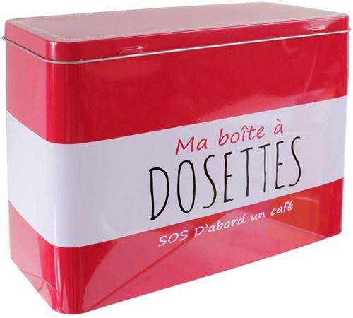 La Boite A - Ma boîte à dosettes