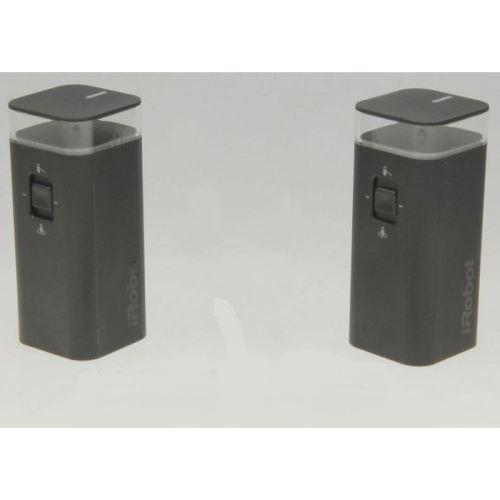 Mur virtuel double fonction x2 pour aspirateur irobot - h25011