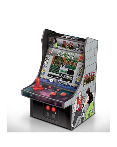 MY ARCADE - Bad Dudes Micro Player Retro Arcade