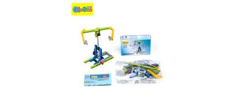 Building Block jouets Biaozhi Engineering Building Couleur 58412