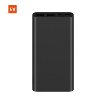 Xiaomi Mi Powerbank 2S 10 000mAh Externe Batterij Zwart