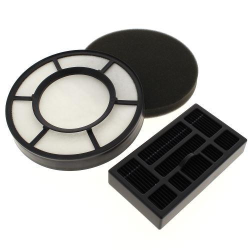 Kit filtres hepa + moteur aptica pour Aspirateur Tornado