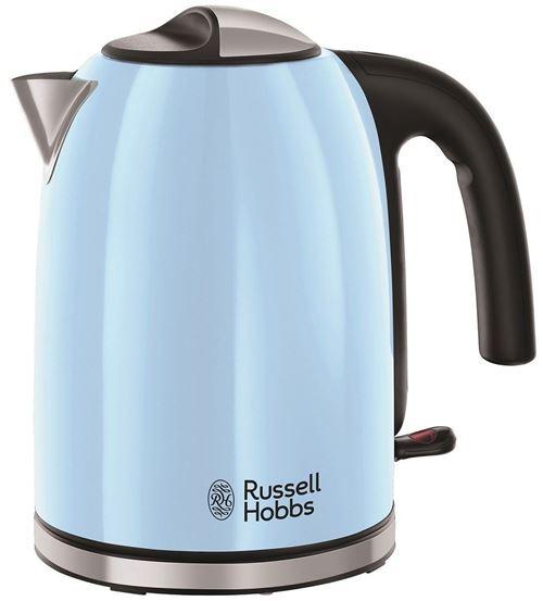 Russell Hobbs Colours Plus 20417-70 - Bouilloire - 1.7 litres - 2400 Watt - bleu céleste