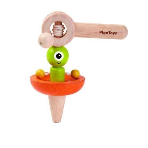 Plan toys jeu en bois soucoupe volante pt5195