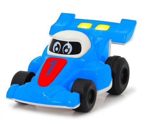 Jamara racing car My Little Racerboys 16 cm bleu