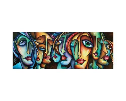Puzzle 1000 Pièces : Urban, Art Puzzle