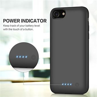 iphone 8 coque rechargeable