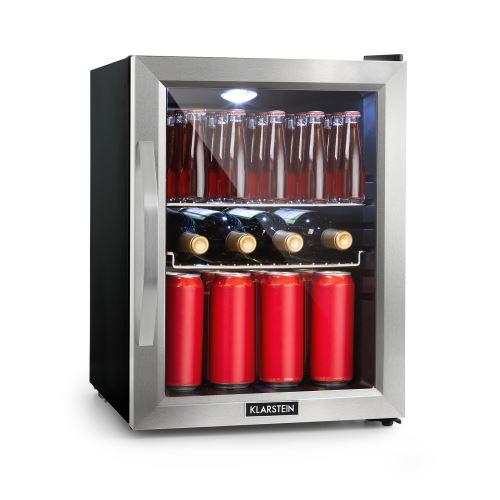 Réfrigérateur compact Klarstein Beersafe M - 35 litres - Classe A++ - Noir
